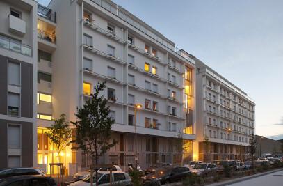 Evolution - 145 apartments in Lyon