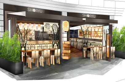 SHORYU Restaurant Design