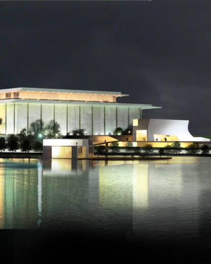 John F. Kennedy Center for Performing Arts Expansion
