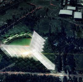 Diablos Stadium - Mexico City Newest Baseball Stad