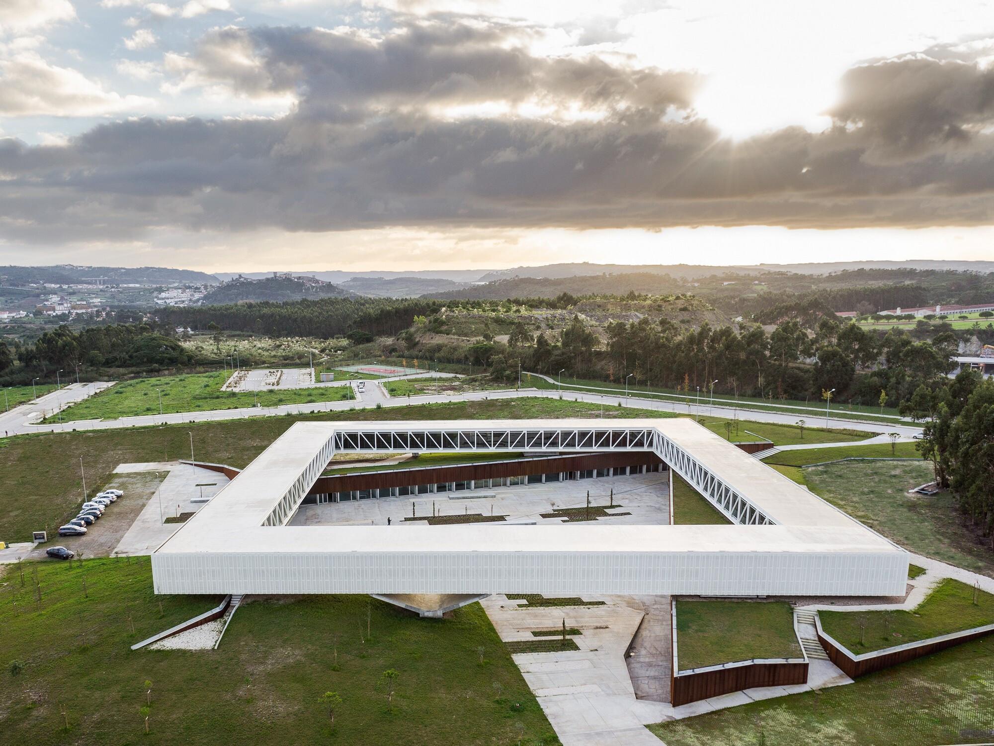 Óbidos Technological Park Main Building