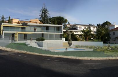 House near Lisbon