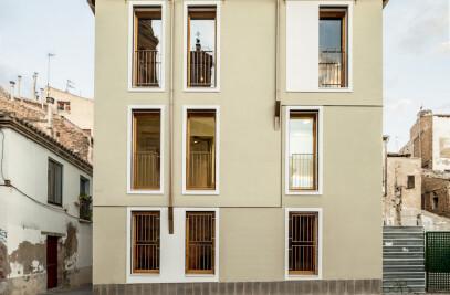 NKO House in Tudela