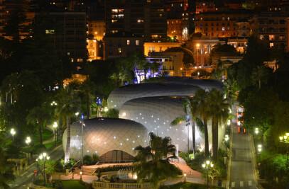 Monte-Carlo Pavillions
