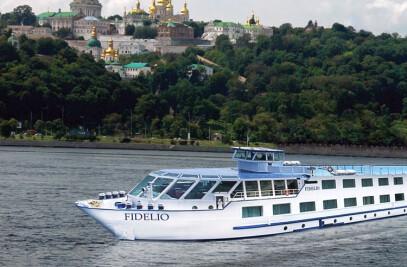 Motor ship Fidelio