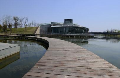 Waterfront Restaurant, Yuan Xiang Lake