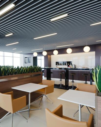 Katowice Airport Lounge