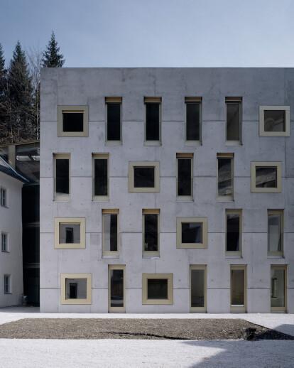 Special School and Dormitory Mariatal
