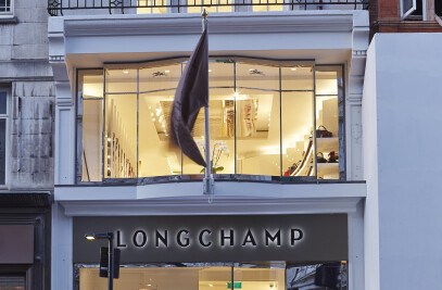 Longchamp Maison New Bond Street