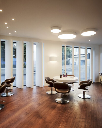 Artefici hairstylist showroom
