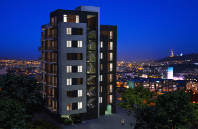 iBuild Apartments in Tbilisi, Georgia