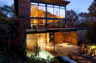 La Source Bains Nordiques – Pavillon de Massothérapie