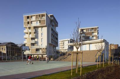 Social Housing in Via Cenni