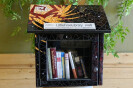 Word Play - a little free library in New York