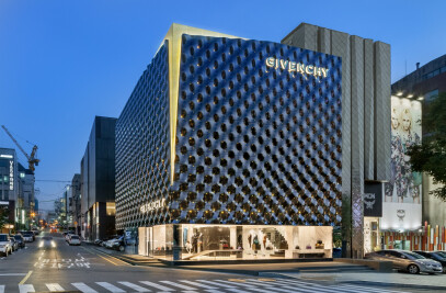 New Givenchy Flagship Store in Seoul