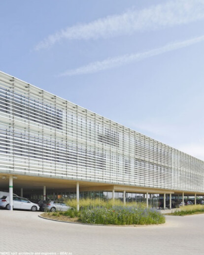 Head office of AGC Glass Europe