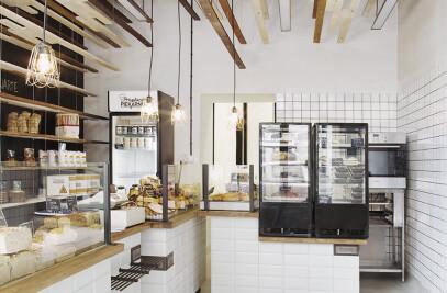 """Bakery: """"Przystanek Piekarnia"""", Koszykowa"""