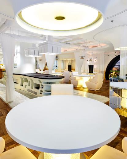 Restaurant Diverxo