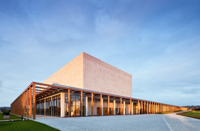 The Krzysztof Penderecki European Music Centre