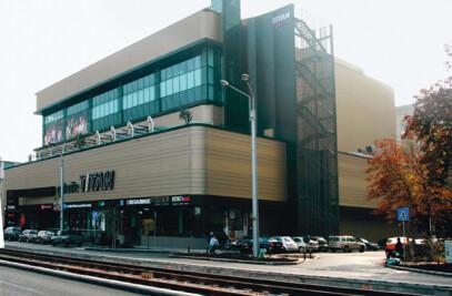 Titan Shopping Mall