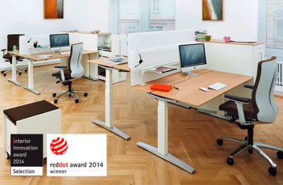 Red Dot Table