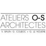 ATELIERS O-S ARCHITECTES (Vincent Baur+ Guillaume Colboc + Gaël Le Nouëne)