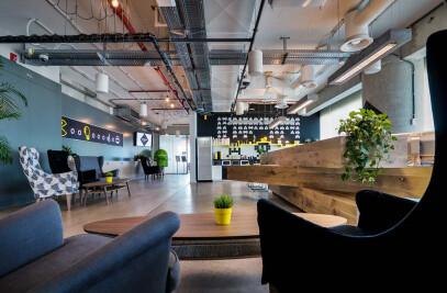 Google's new Campus in Tel Aviv