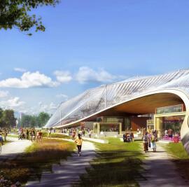 North Bayshore campus proposal