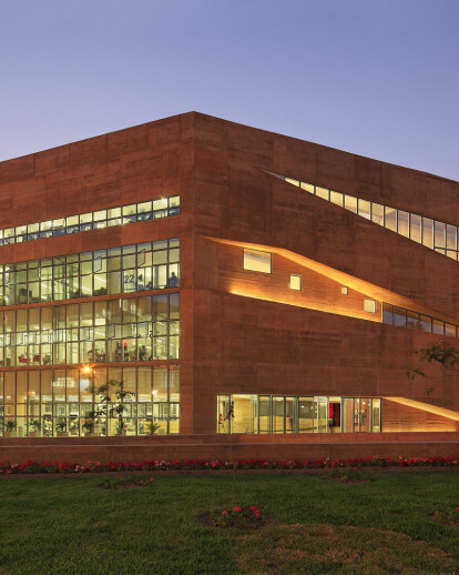 Pucp Science, Engineering and Architecture Library