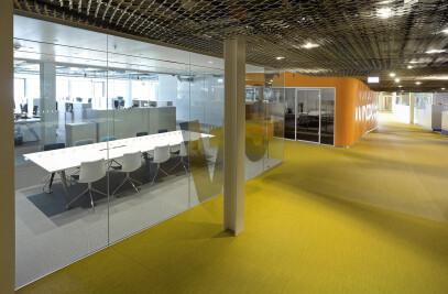 Refurbishment of the Breuninger Administrative Offices