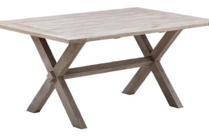 Colonial teak table
