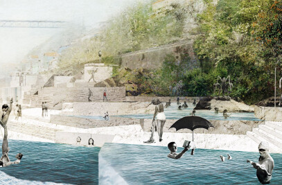 PORTO Pool Promenade - SECOND PRIZE AWARD