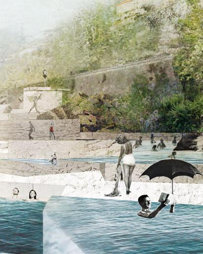 PORTO Pool Promenade - SECOND PRIZE AWARD
