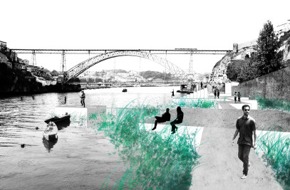 PORTO Pool Promenade - THIRD PRIZE AWARD