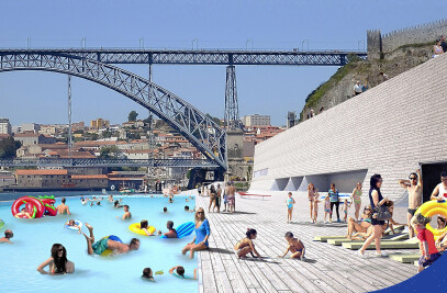 PORTO Pool Promenade - HONORABLE MENTION