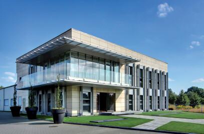Janmor Office Building