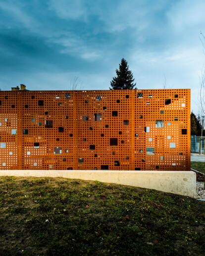 Public Space in Gora Pulawska