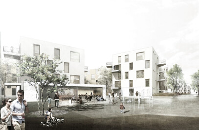 LUD - Residential Estate in Munich