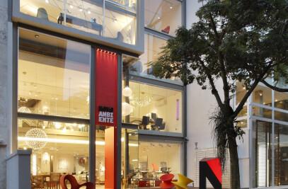 Novo Ambiente Ipanema Store