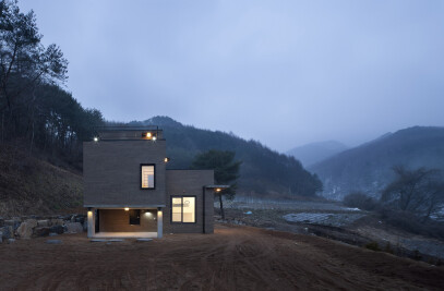 House in Sang-an : Playground of a delightful couple