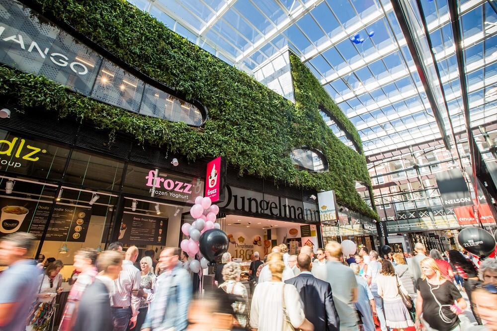 The New Hague Arcade