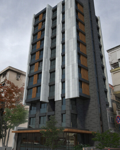 Seyfioglu Apartment Building