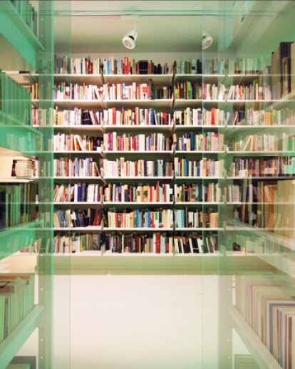 Private Library - Milan_ Italy