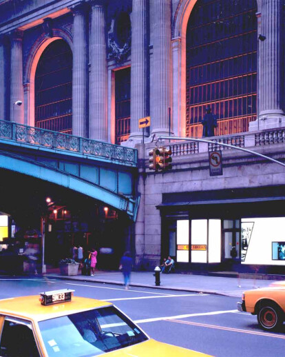Maps + Movies: Grand Central Terminal