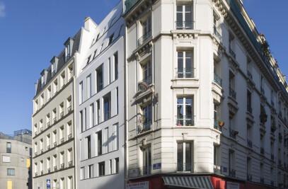Rue des Poissonniers Housing