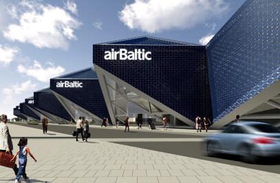Airbaltic Passenger Terminal