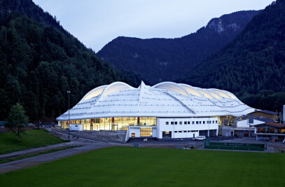 Inzell Speed Skating Stadium