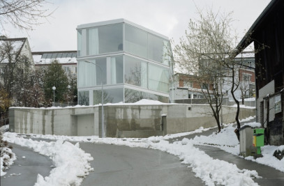 House With One Wall