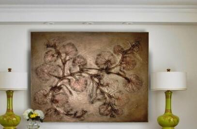 Bronze metal panel