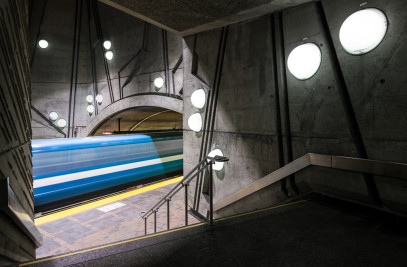 Montreal Metro Project